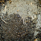 Swarf металла Стоковая Фотография RF