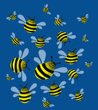 Swarm Stock Photo