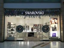 Swarovski存储 图库摄影
