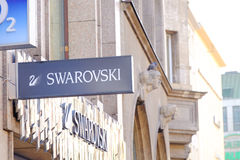 Swarovski Photographie stock libre de droits