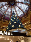 Swarovski christmas tree Royalty Free Stock Photo