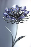Swarovski flower Royalty Free Stock Photos