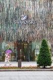 Swarovski Ginza Tokyo Royalty-vrije Stock Afbeelding