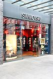 Swarovski jewelry store Royalty Free Stock Image
