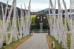 Swarovski Kristallwelten (κόσμοι κρυστάλλου) Στοκ Φωτογραφία