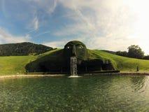 Swarovski Kristallwelten - l'Austria Immagine Stock Libera da Diritti