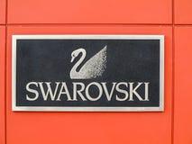 Swarovski shop Royalty Free Stock Photos