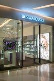 Swarovski shop at Siam Paragon, Bangkok, Thailand, Oct 19, 2018 royalty free stock photography