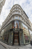 Swarovski shop in Vienna Royalty Free Stock Photography