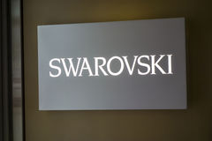 SWAROVSKI Royalty Free Stock Photos