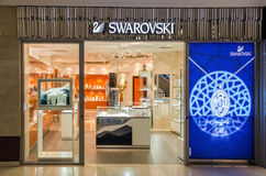 Swarovski Store Stock Photography