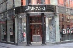 Swarowski Flagship Store Royalty Free Stock Image