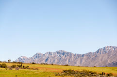Swartberg Mountains Stock Photos