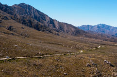 Swartberg Pass Stock Images