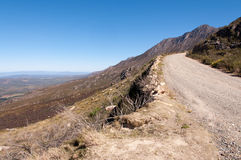 Swartberg Pass Royalty Free Stock Photography