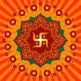 Swastik ! Stock Photography