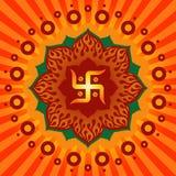 Swastik! Vector Illustratie