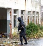 swat żołnierza Zdjęcia Royalty Free