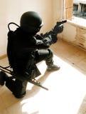SWAT Photos libres de droits
