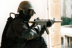 SWAT Stock Photo
