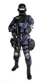 SWAT officer Stock Images