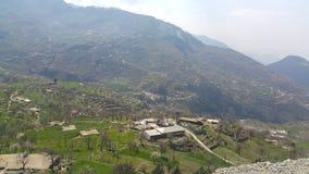 Swat, Pakistan. Up the hill, Swat, Pakistan royalty free stock photography