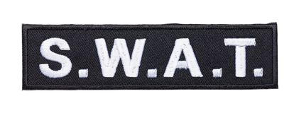 Swat Patch Royalty Free Stock Photo