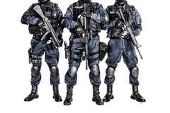SWAT-Team Stockfoto