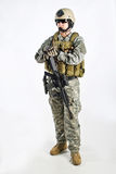 SWAT Team Officer Stock Photo