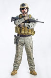 SWAT Team Officer Royalty Free Stock Image