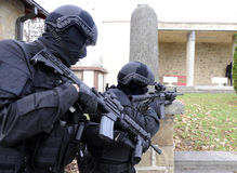 SWAT team Royalty Free Stock Photography