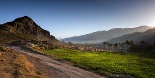 Swat Valley Pakistan Stock Photo