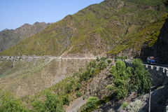 SWAT Valley, Pakistan floods Royalty Free Stock Photos