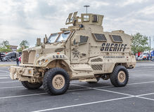 SWAT Vehicle Royalty Free Stock Image