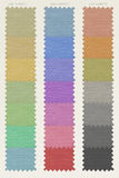 Swatch χρώματος συλλογή Στοκ Εικόνες