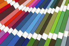 Swatch χρώματος υπόβαθρο φάσματος Στοκ φωτογραφίες με δικαίωμα ελεύθερης χρήσης