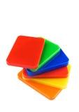 swatch χρώματος Στοκ φωτογραφίες με δικαίωμα ελεύθερης χρήσης