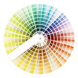 swatch цвета книги Стоковая Фотография RF
