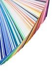 swatch цвета Стоковое Изображение RF