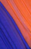 Swatch abstrato da pintura foto de stock