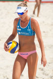 SWATCH FIVB WORLD TOUR 2011 - Moscow Grand Slam Stock Photo