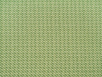 Swatch of Green Wool Tweed Fabric, Closeup or Macro for a Background Stock Images