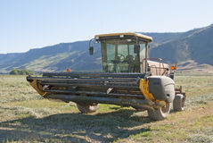 Swather royalty free stock photos