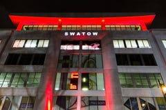 Swatow Plaza Royalty Free Stock Image
