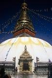 Swayambhu pagoda, Nepal Royalty Free Stock Image