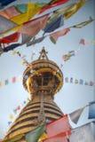 Swayambhunath стоковые фото