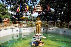 Swayambhunath Stockfotografie