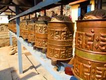 Swayambhunath Images libres de droits