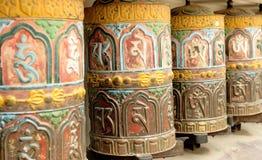 Swayambhunath-Affe-Tempel, Kathmandu, Nepal Stockfotos