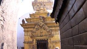 Swayambhunath małpy świątynia zbiory
